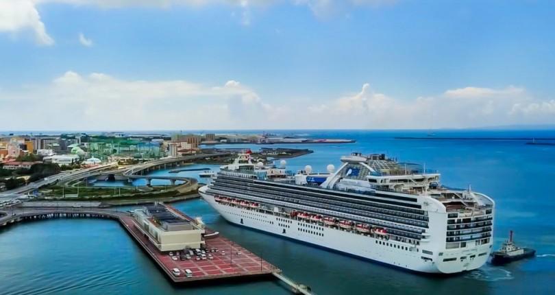 奧山千香子:沖繩地價上升 與郵輪有關