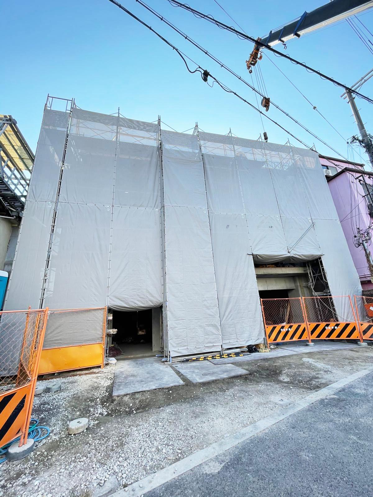 東日創建開發的大阪全新項目 【Queens Park CK】